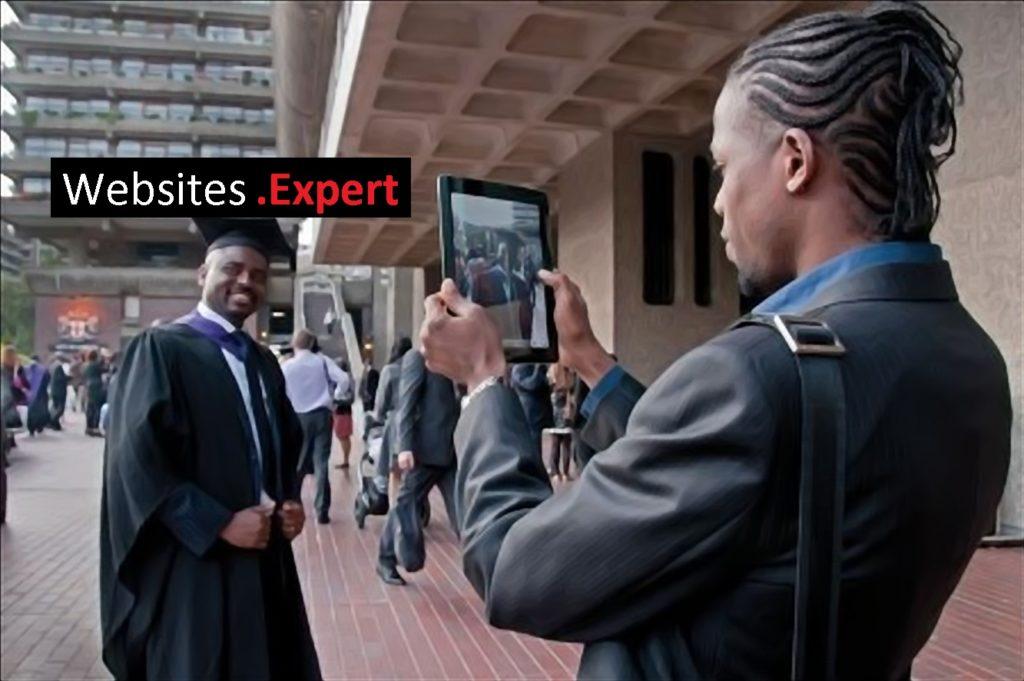 website training student graduate