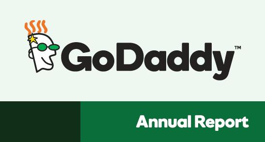 Godaddy 2020 Annual Report websites.expert
